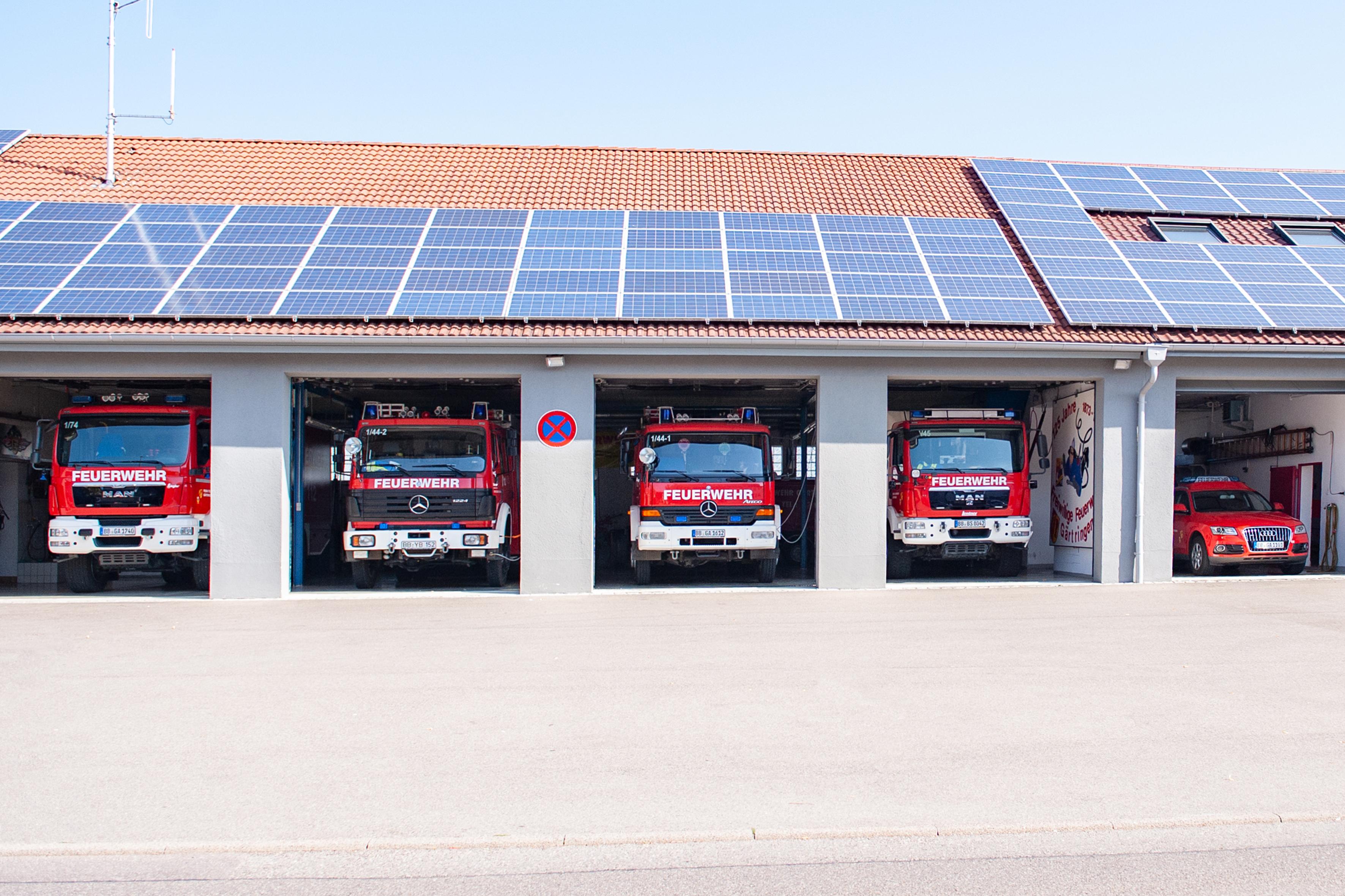 Feuerwehr Gärtringen